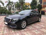 Cần bán xe Mercedes E200 sản xuất năm 2016, màu đen chính chủ giá 1 tỷ 640 tr tại Hà Nội