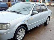 Bán xe Ford Laser GHIA 1.8 MT sản xuất 2003, màu bạc, số sàn giá 165 triệu tại Gia Lai