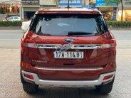 Bán ô tô Ford Everest Titanium 4x2AT năm 2018, màu đỏ, nhập khẩu nguyên chiếc giá 1 tỷ 99 tr tại Hà Nội