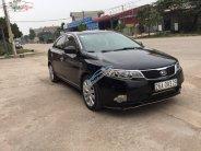 Cần bán lại xe Kia Forte SX 1.6 MT 2011, màu đen, 330tr giá 330 triệu tại Bắc Giang