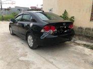 Cần bán lại xe Honda Civic đời 2008, màu đen, 285tr giá 285 triệu tại Thái Nguyên