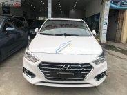 Cần bán lại xe Hyundai Accent 2018, màu trắng xe nguyên bản giá 525 triệu tại Hà Nam