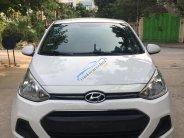 Cần bán xe Hyundai Grand i10 1.2 MT Base đời 2017, màu trắng, nhập khẩu nguyên chiếc, 335 triệu giá 335 triệu tại Hà Nội