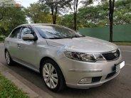 Bán xe Kia Forte AT sản xuất năm 2012, màu bạc như mới giá 385 triệu tại Tp.HCM