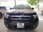 Bán ô tô Ford Ranger 3.2 Wildtrak năm 2016, màu đen, nhập khẩu nguyên chiếc số tự động, giá 740tr giá 740 triệu tại Hà Nội
