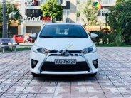 Bán Toyota Yaris năm sản xuất 2014, màu trắng, nhập khẩu nguyên chiếc chính hãng giá 499 triệu tại Hà Nội