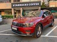 Cần bán Volkswagen Tiguan năm sản xuất 2019, màu đỏ, xe nhập giá 1 tỷ 550 tr tại Hà Nội
