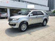Cần bán Toyota Fortuner năm 2013, màu bạc xe còn mới giá 640 triệu tại Tp.HCM