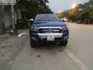 Bán xe Ford Ranger đời 2015, màu xanh lam, nhập khẩu chính hãng giá 565 triệu tại Hà Giang