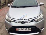 Bán xe Toyota Vios 2016, màu bạc chính chủ giá 429 triệu tại Lào Cai