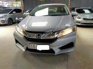 Cần bán lại xe Honda City 1.5MT  đời 2017, màu bạc số sàn, giá tốt giá 446 triệu tại Tp.HCM