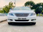 Bán Lexus LS 460L AWD năm 2010, màu trắng, nhập khẩu giá 2 tỷ 100 tr tại Hà Nội