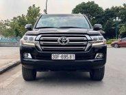 Cần bán xe Toyota Land Cruiser VX 4.6 đời 2016, màu đen, nhập khẩu nguyên chiếc giá 3 tỷ 520 tr tại Hà Nội