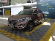 Bán xe Hyundai Tucson 2.0 ATH sản xuất năm 2015, màu nâu, xe nhập, giá chỉ 768 triệu giá 768 triệu tại Tp.HCM