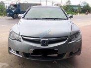 Bán ô tô Honda Civic đời 2008, màu bạc số sàn, giá 285tr xe còn mới nguyên giá 285 triệu tại Thái Nguyên