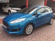 Bán xe Ford Fiesta S 1.0 AT Ecoboost sản xuất 2014, màu xanh lam, số tự động giá 390 triệu tại Hà Nội