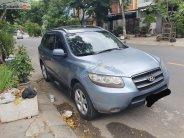 Cần bán lại xe Hyundai Santa Fe năm sản xuất 2006, màu xanh lam, xe nhập, giá tốt giá 380 triệu tại Đà Nẵng