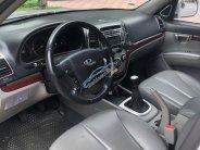 Bán Hyundai Santa Fe đời 2009, màu bạc, nhập khẩu   giá 359 triệu tại Tp.HCM