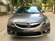 Cần bán lại xe Honda Civic đời 2011, màu nâu xe nguyên bản giá 425 triệu tại Hà Nội