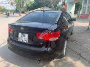 Cần bán gấp Kia Forte đời 2012, màu đen, 340tr giá 340 triệu tại Hà Nội