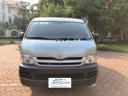 Bán Toyota Hiace năm sản xuất 2010, màu bạc chính chủ, 350tr giá 350 triệu tại Hà Nội