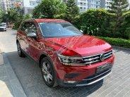 Bán ô tô Volkswagen Tiguan sản xuất 2019, màu đỏ, xe nhập chính hãng giá 1 tỷ 550 tr tại Hà Nội