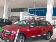 Bán Volkswagen Tiguan Allspace Luxury 2019, màu đỏ, nhập khẩu giá 1 tỷ 849 tr tại Quảng Ninh