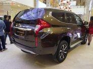 Bán Mitsubishi Pajero Sport đời 2019, màu nâu, nhập khẩu nguyên chiếc giá 1 tỷ 92 tr tại Quảng Ninh