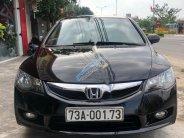Cần bán Honda Civic 1.8 MT đời 2011, màu đen, số sàn  giá 330 triệu tại Quảng Bình