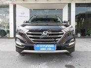 Bán xe cũ Hyundai Tucson 2.0 AT CRDi đời 2018, màu đen như mới giá 909 triệu tại Hà Nội