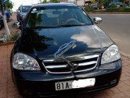 Bán xe Daewoo Lacetti EX 1.6 MT đời 2007, màu đen xe gia đình, 159 triệu giá 159 triệu tại Gia Lai
