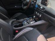 Cần bán lại xe Mazda 3 1.5 AT đời 2016, màu xanh lam số tự động giá cạnh tranh giá 545 triệu tại Tp.HCM