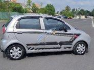 Bán xe Chevrolet Spark đời 2009, màu bạc, chính chủ giá 136 triệu tại Cần Thơ