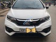 Bán Honda Jazz RS đời 2018, màu trắng, nhập khẩu Thái   giá 588 triệu tại Hà Nội
