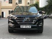 Cần bán xe cũ Hyundai Tucson 2.0 ATH sản xuất năm 2018, màu đen giá 848 triệu tại Hà Nội