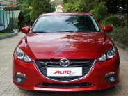 Bán xe Mazda 3 1.5 AT năm 2015, màu đỏ, số tự động giá 545 triệu tại Thái Nguyên