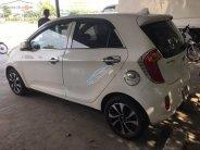 Bán xe Kia Morning LX sản xuất năm 2015, màu trắng giá 245 triệu tại Nam Định