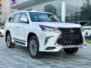 MT Auto bán xe Lexus LX 570s MBS đời 2020, màu trắng, nhập khẩu giá 10 tỷ 450 tr tại Tp.HCM