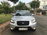 Bán Hyundai Santa Fe sản xuất năm 2008, màu bạc, nhập khẩu Hàn Quốc  giá 350 triệu tại Tp.HCM
