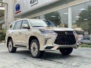 Bán xe  Lexus LX 570 Inspiration đời 2020, màu vàng cát - Giá hấp dẫn - Hỗ trợ trả góp 80 % giá trị xe giá 10 tỷ 420 tr tại Hà Nội