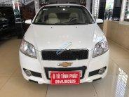 Bán xe cũ Chevrolet Aveo LT 1.4 MT sản xuất năm 2018, màu trắng giá 345 triệu tại Đắk Lắk