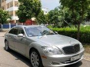 Bán Mercedes S550 đời 2007, màu bạc, xe nhập  giá 755 triệu tại Hà Nội