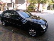 Cần bán Mercedes C200 Kompressor MT 2001, màu đen, chính chủ giá 165 triệu tại Bến Tre