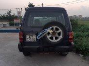 Cần bán Mitsubishi Pajero 2.4 đời 2001, màu xanh lam, nhập khẩu nguyên chiếc, giá chỉ 115 triệu giá 115 triệu tại Hà Nội