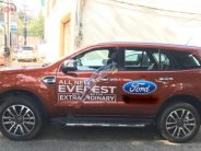 Bán xe Ford Everest Titanium 2.0L 4x4 AT 2018, màu đỏ, nhập từ Thái   giá 1 tỷ 278 tr tại Tp.HCM