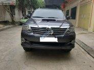 Bán xe Toyota Fortuner đời 2016, màu xám số sàn xe còn mới nguyên giá 780 triệu tại Ninh Bình