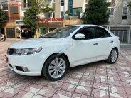 Cần bán lại xe cũ Kia Cerato 1.6 AT đời 2010, màu trắng, nhập khẩu giá 379 triệu tại Hà Nội