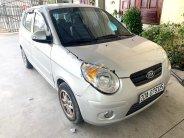 Bán ô tô Kia Morning sản xuất 2008, màu bạc, nhập khẩu chính hãng giá 135 triệu tại Quảng Ninh
