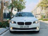 Bán BMW 520i sản xuất năm 2013, màu trắng, xe nhập giá 1 tỷ 140 tr tại Hà Nội