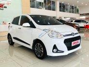 Bán Hyundai Grand i10 đời 2019, màu trắng, chính chủ giá 395 triệu tại Tp.HCM
